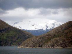 Indrukwekkende berg