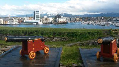 Dan nog maar wat rondwandelen in Bodø