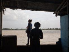 De Suriname rivier
