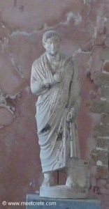 The Philosopher from ancient Elyros Crete