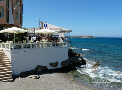 Enjoy the breeze ... in Hersonissos Crete