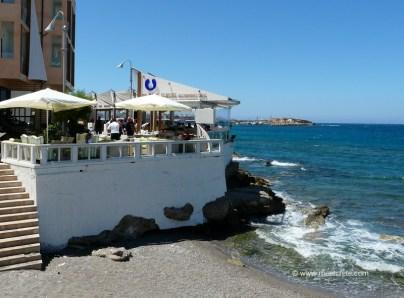 Enjoy the breeze ... in Hersonissos Crete