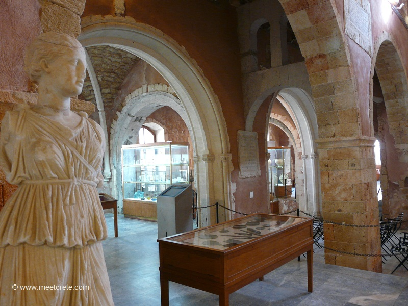 Entrance fees Archaeological Sites & Museums in Crete