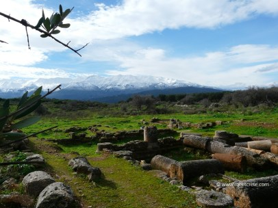 Ancient City Aptera – Roman Villa