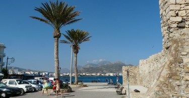 Ierapetra at Crete's south east coast
