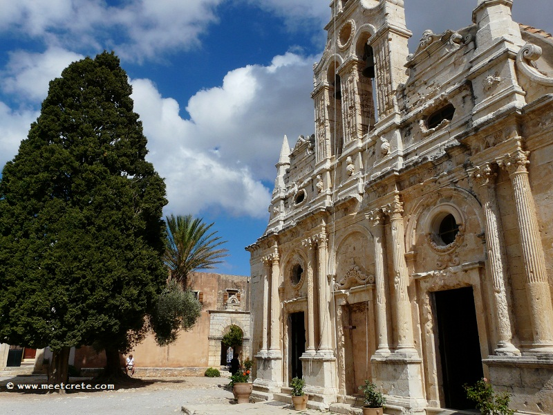 Arkadi Monastery - the Sacrifice of its people a Milestone in Cretan History