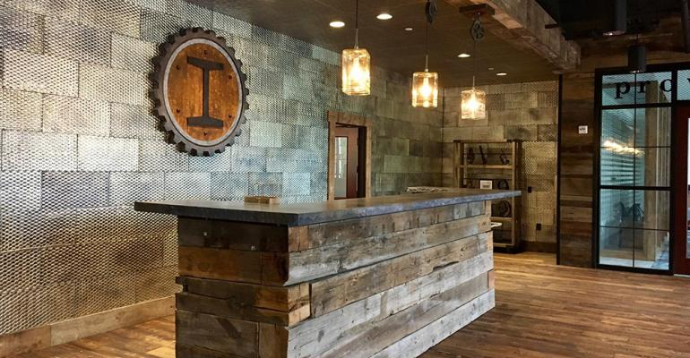 Indy S New Boutique Hotel Charms With Industrial Age