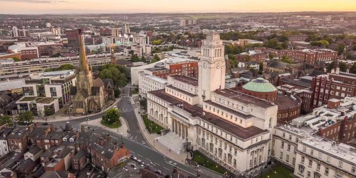 Image result for leeds university