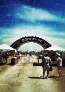 Bonnaroo Entrance Arc