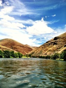Picture of Deschutes River