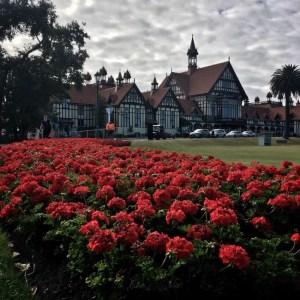 Government House Rotorua, New Zealand