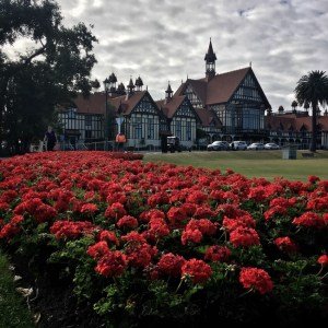 Government House Rotorua, New Zealand