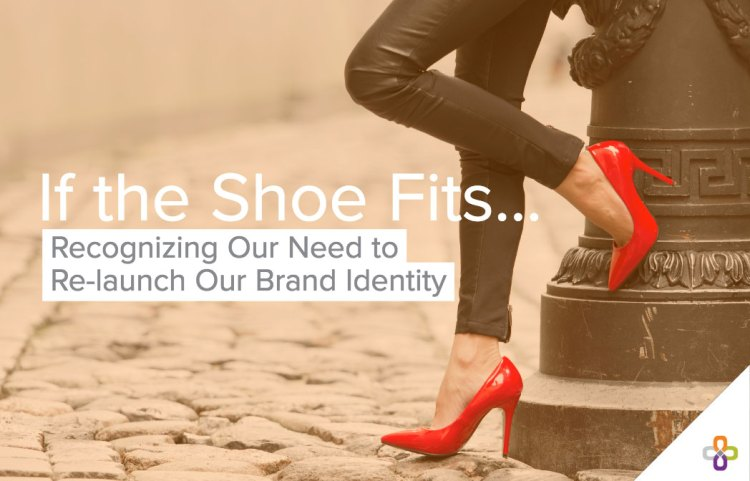 Brand identity graphic