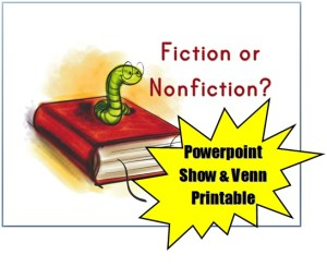 Teaching Fiction and Nonfiction {Free Powerpoint}  Meet Penny