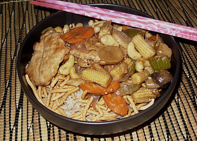 The Betty Crocker Project : Chicken Chow Mein