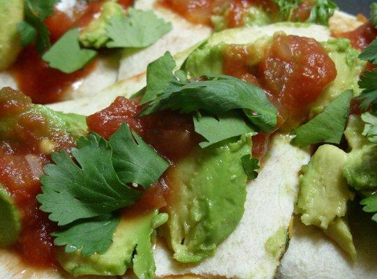The Betty Crocker Project : Quesadillas