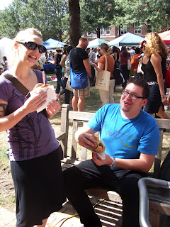 Special Edition : DC Vegfest Meets The Shannons