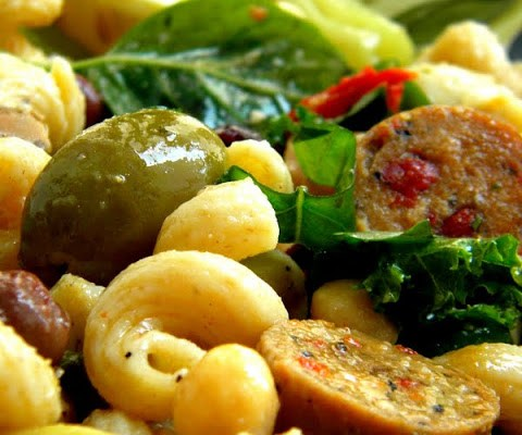 The Betty Crocker Project : Antipasto Pasta Salad