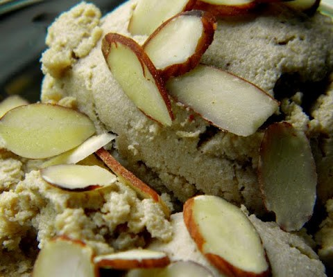 The Betty Crocker Project : Chai Tea Cashew Ice Cream