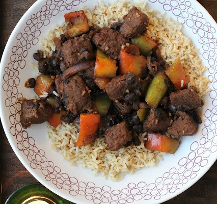 The Betty Crocker Project : Cuban Beef-Less Steak Dinner (similar to Ropa Vieja)
