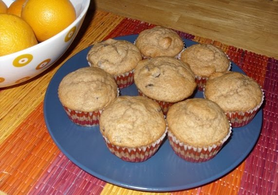 The Betty Crocker Project : Blueberry Banana Muffins