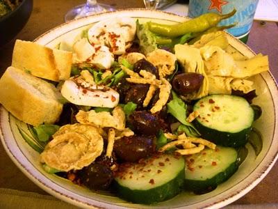 The Betty Crocker Project : Caesar Salad Dressing