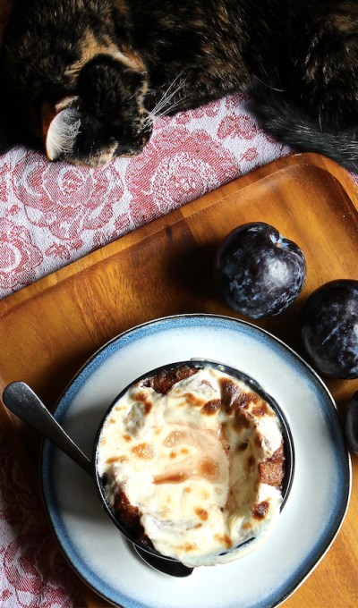 Vegan French Onion Soup from Betty Goes Vegan