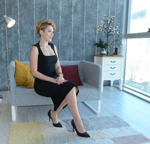 Aleksandra rencontre en russe