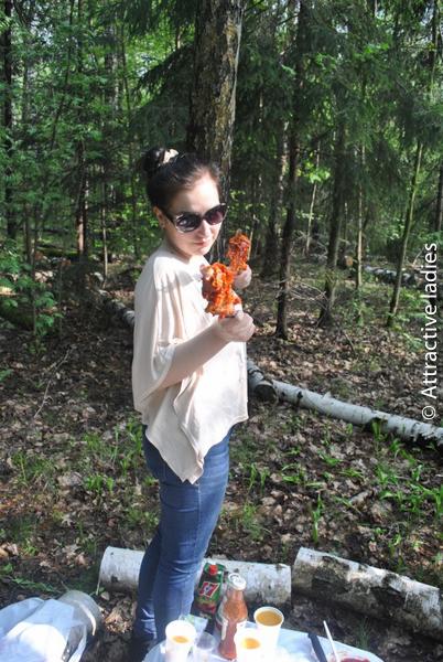 single russian ladies
