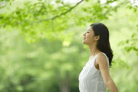 妊婦 深呼吸