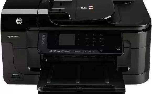 Hp Officejet 6500a Plus Multifunction Printer Price In