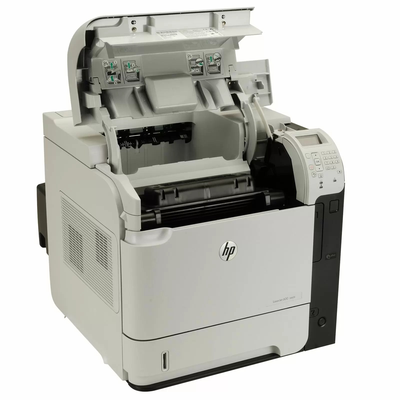 Laserjet 600 M602 Manual