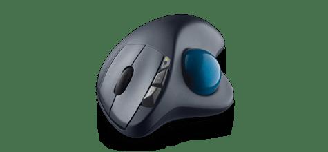 Logitech M570 Wireless Trackball Mouse Price In Pakistan