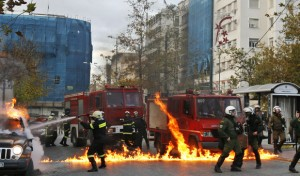 ギリシャ暴動