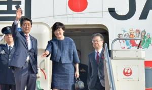 安倍総理の中央アジア訪問