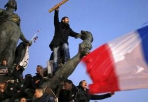 フランスで起きたテロ