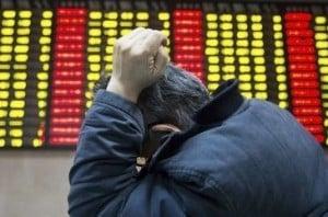 中国株の取引停止で嘆く人