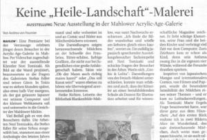ドイツ新聞