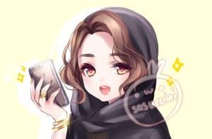 イスラム女性