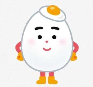 卵のきゃら