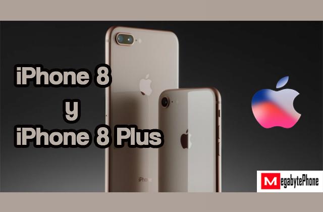 Nuevo iPhone 8/8 Plus y estas son sus características