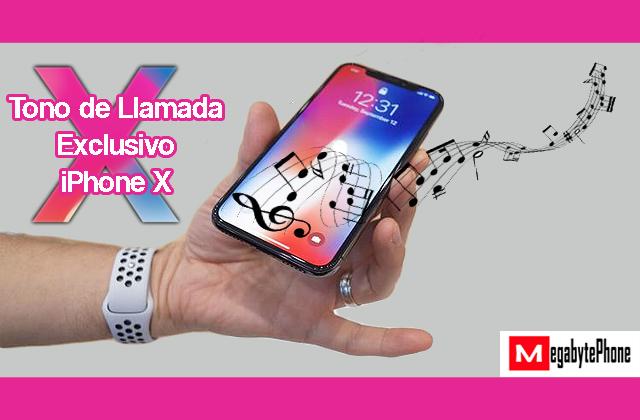 Así sera el nuevo tono de llamada exclusivo del iPhone X