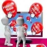 nuevas frases de Año Nuevo para mi pareja, originales mensajes de Año Nuevo para mi pareja
