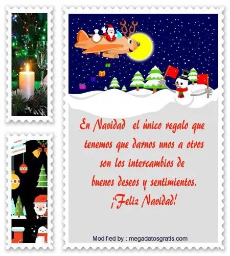 textos de Navidad para facebook,palabras de Navidad para facebook