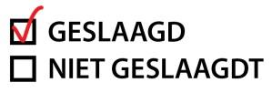 geslaagd logo