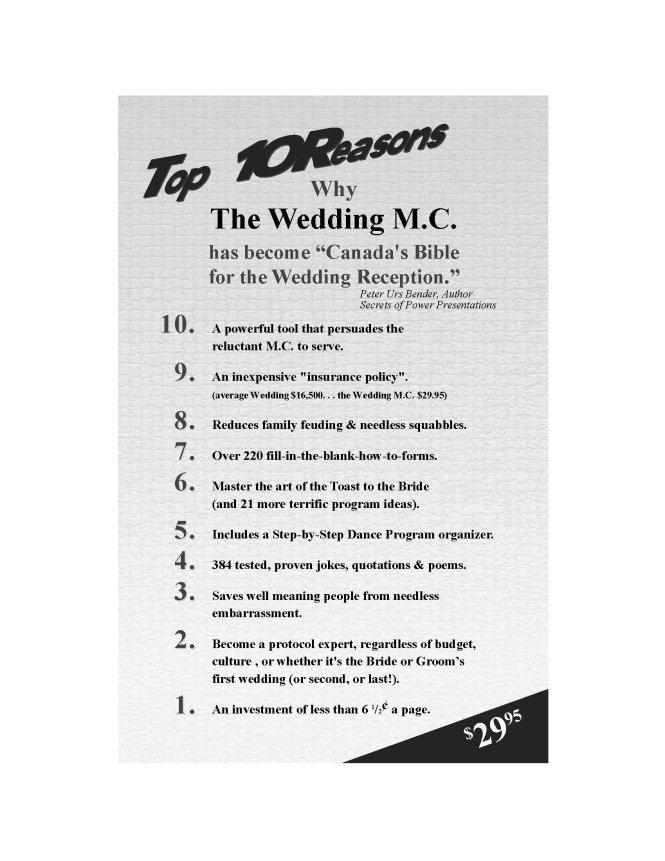 Wedding Reception Program Sample Images Decoration Ideas Obniiis To