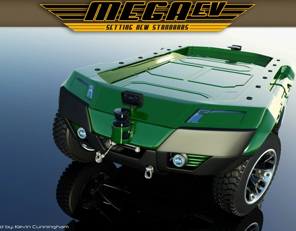 Mega UGV