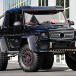 G Wagon front Blk 2