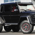 G Wagon front Blk