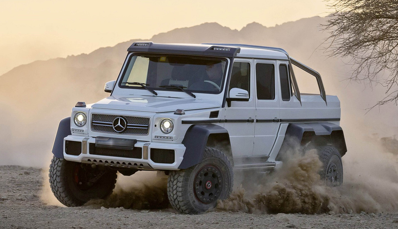 Mercedes Amg Mega